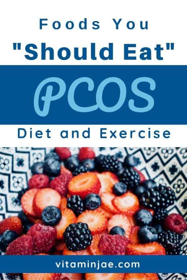 PCOS diet consistency